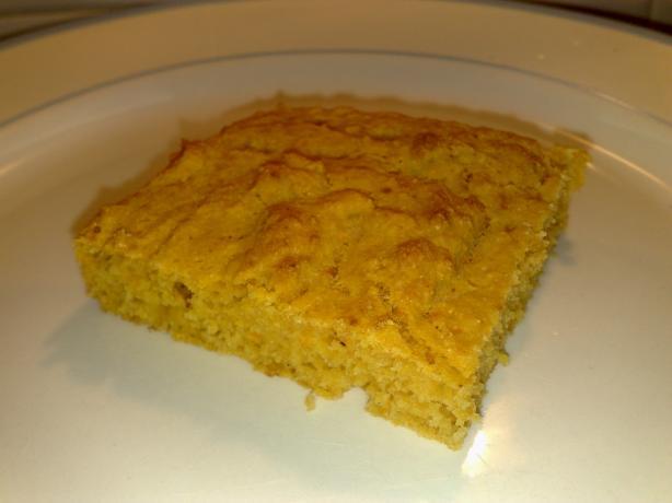 Sweet Potato Corn Bread