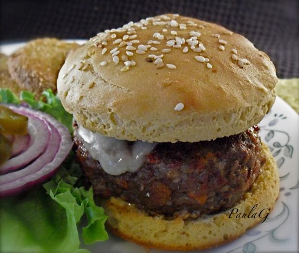 Aussie Beef Burgers
