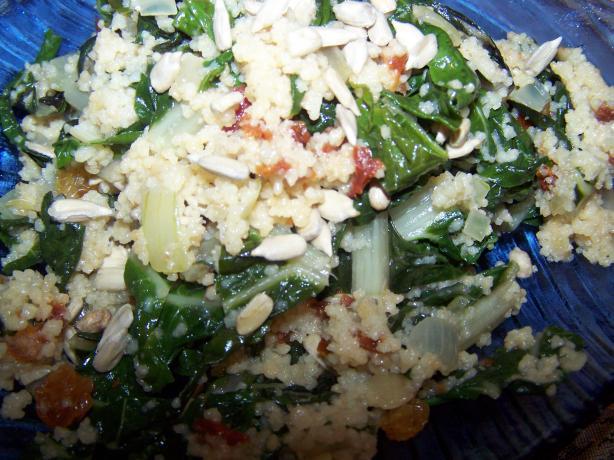 Sicilian-Style Toasted Quinoa