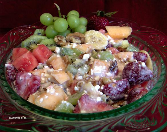Dad's Summertime Fruit Salad