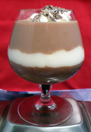Cafe Au Lait Pudding
