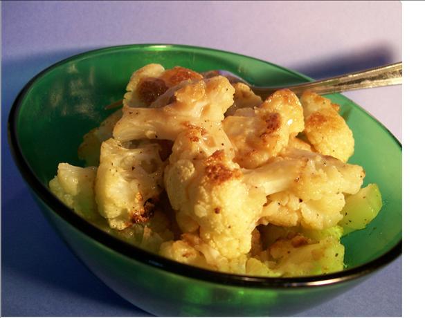 Ila's Mustard Cauliflower