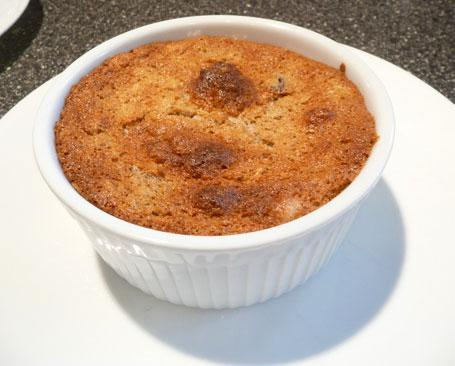 Orange Street Inn Oatmeal Souffle