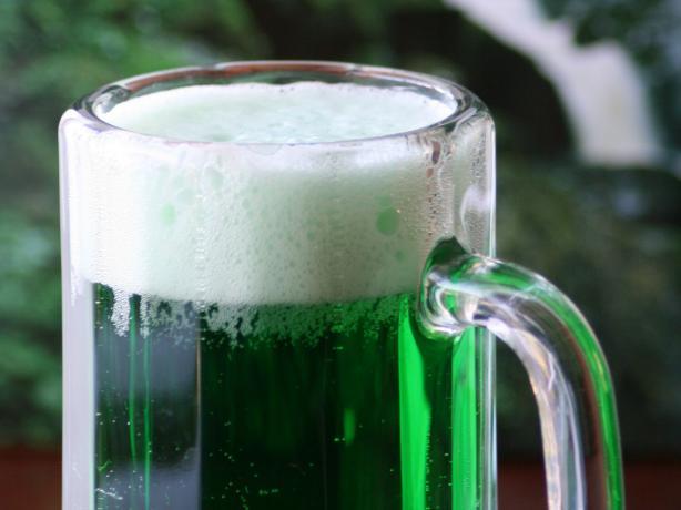 "Green Beer ""slàinte!"""