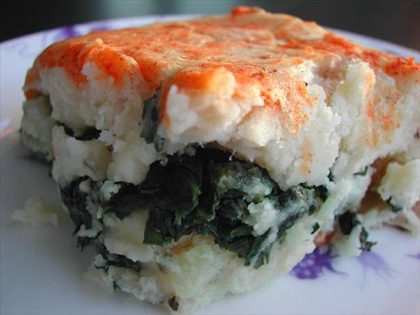 Passover Potato Casserole