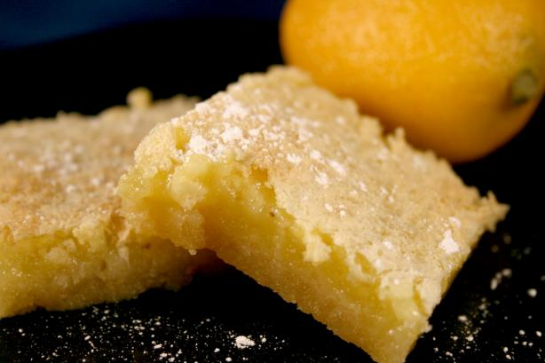 My Mom's Lemon Bars are Better Than Your Mom's Lemon Bars
