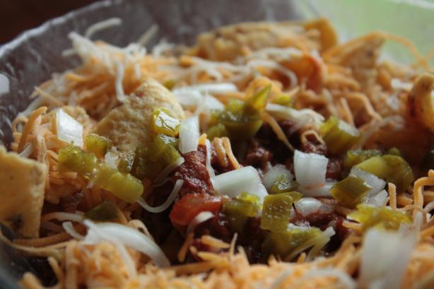 Woolworths Frito Pie