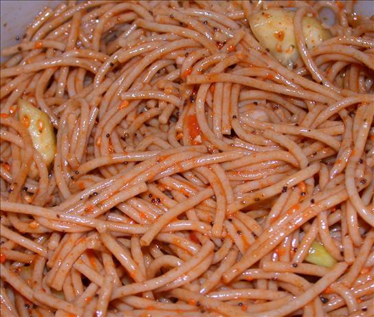 Italian Spaghetti Salad