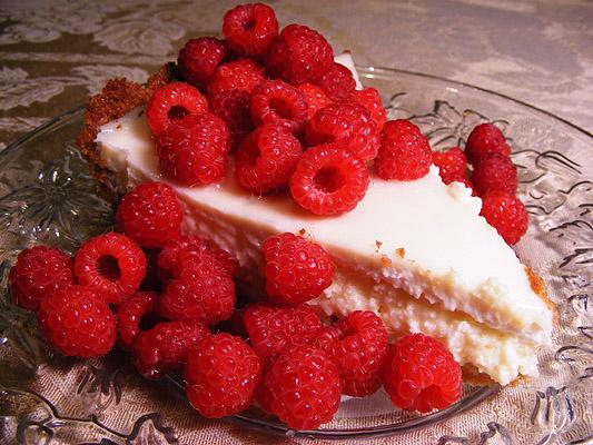 Mom's Cream Cheese Pie
