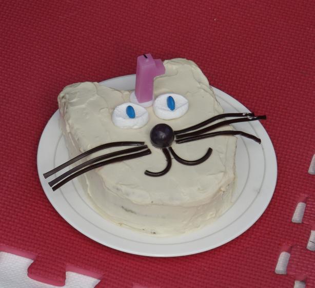 Baby's 1st Birthday Banana Cake - No Sugar