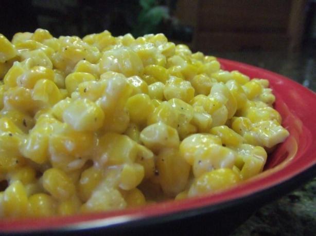 Mama's Skillet Corn