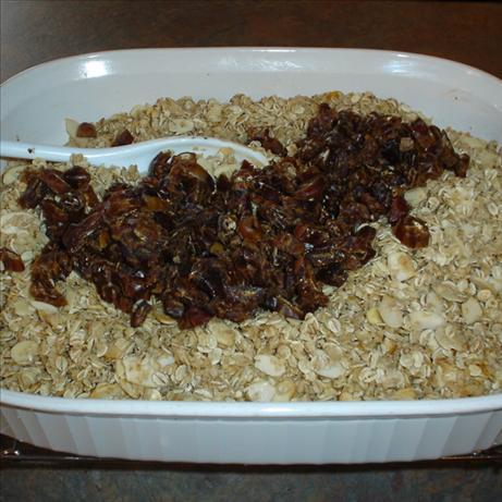 Date-Nut Granola