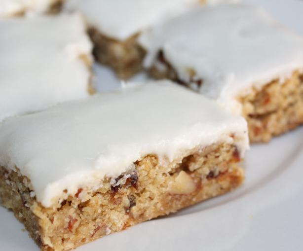 Date and Pecan Slice (Can Be Gluten-Free)