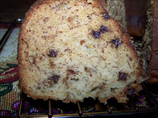 Banana Bread W/Chocolate Chips