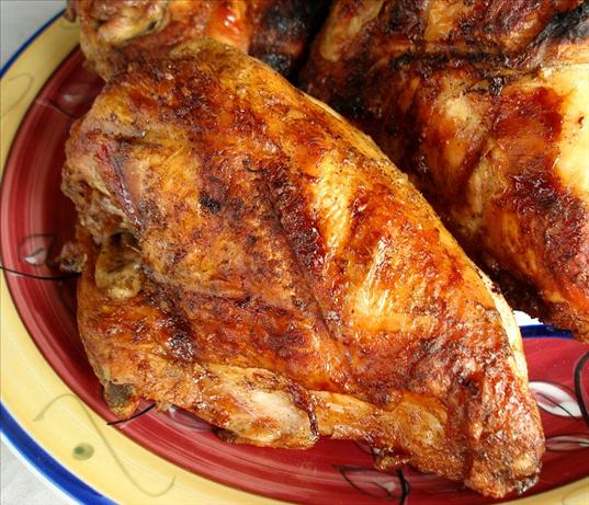 Virginia Barbecue Chicken
