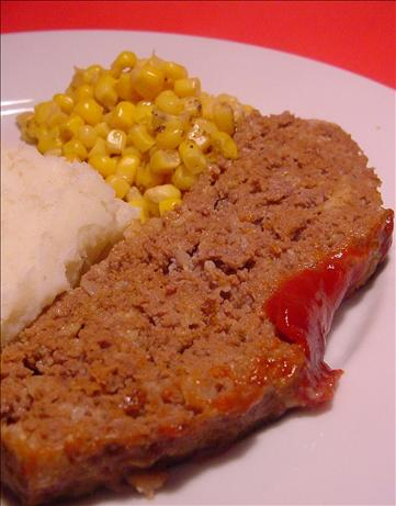 Rosemary Meatloaf