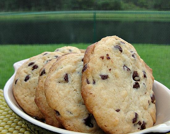Shirley Corriher's Chocolate Chip Cookies, Medium Version