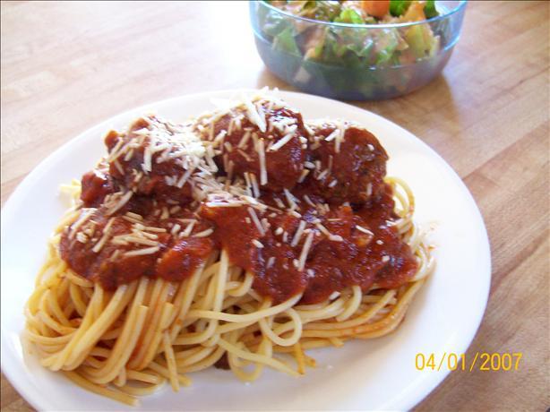 (T W A) Spaghetti Sauce