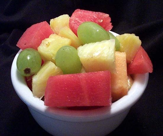 Regular Old Fruit Bowl