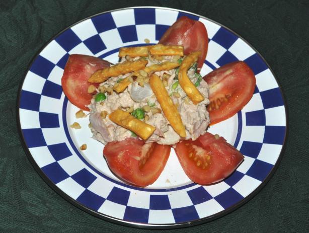 Oriental Tuna Salad