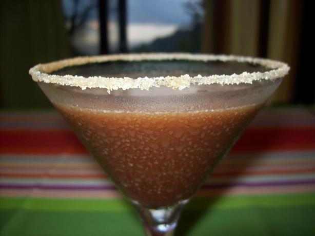 Cinnamon Chocolate Cocktail (Rick Bayless)