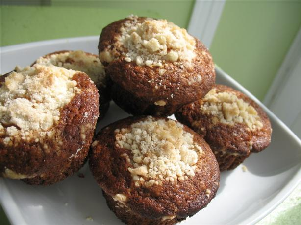 Super Easy Chocolate Chip Muffins