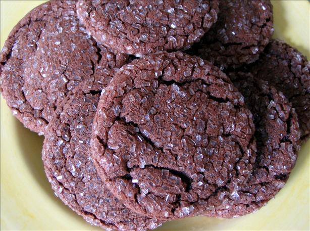 Choco-Mint Snaps