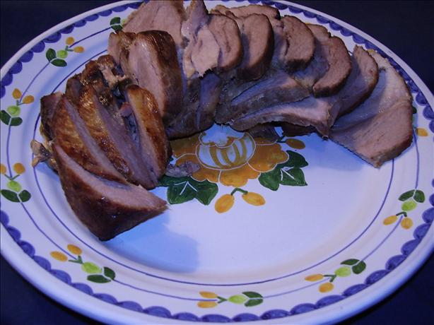 Juicy Tender (Cabbage Wrapped) Pork Roast
