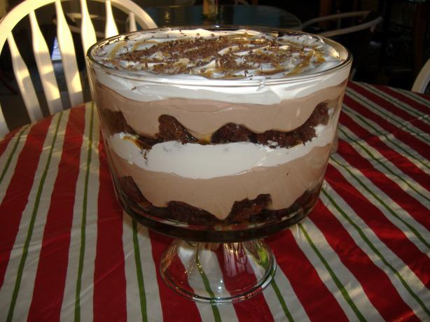Chocolate Sin Trifle