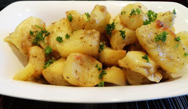 Lemon Potatoes