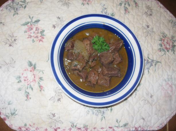 Belgian Beef Carbonnade
