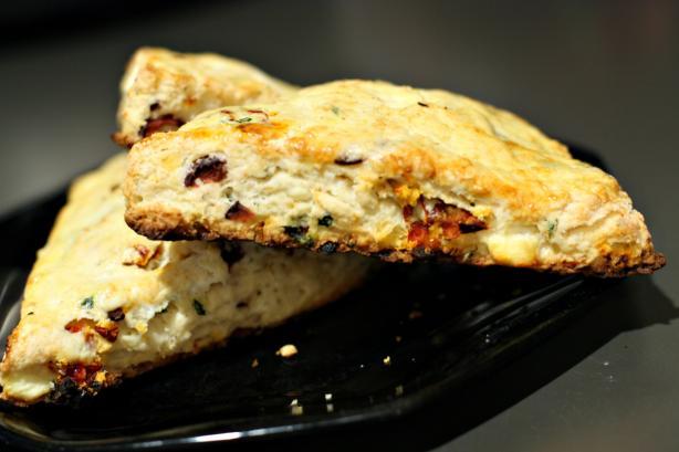 Savory Mediterranean Biscuits