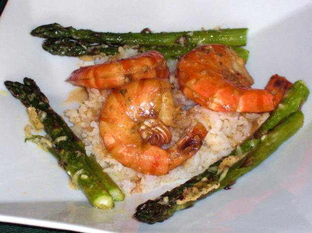 Garlic Lime Shrimp