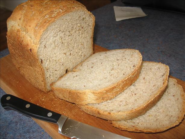 Oatmeal-Pecan Bread
