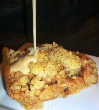 Apple Crumb Pie (Zwt Midwestern Region)