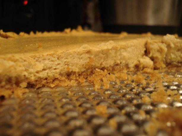Pumpkin Tofu Cheesecake