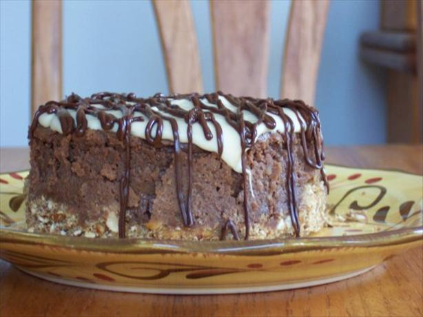 4-Inch Chocolate Peanut Butter Cheesecake