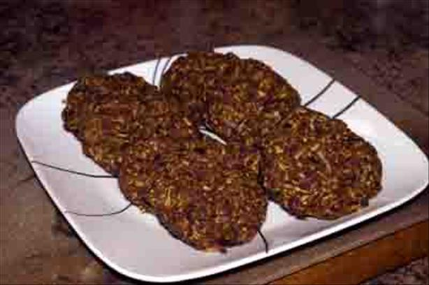 Chef Joey's Baked Kofta Burgers