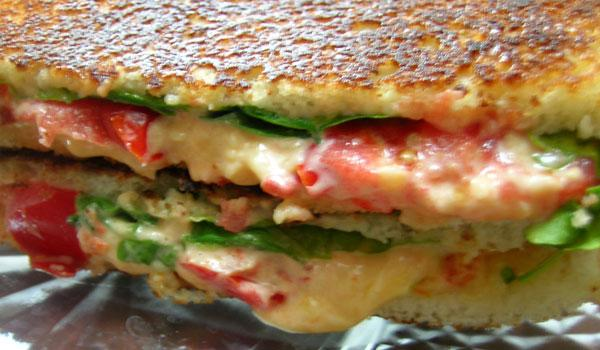 Randy's Grilled Pimiento Cheese