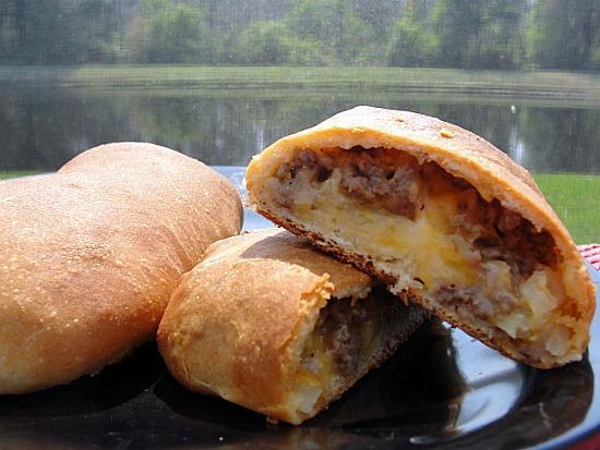 Cabbage Burgers (Runzas)