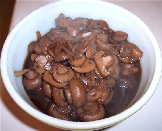 Outback Steakhouse Sauteed Mushrooms