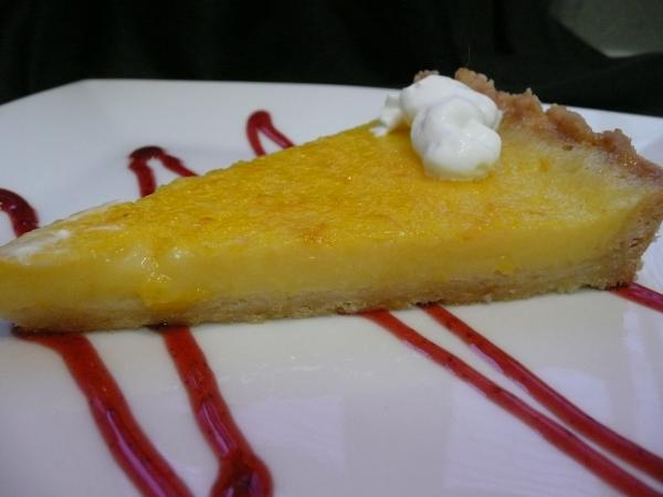 Magnolia Grill's Favorite Lemon Tart