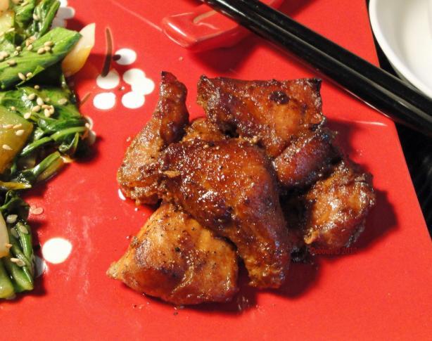 Lori's Chinese BBQ Pork