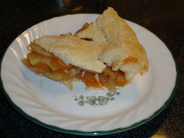 Apple-Apricot Pie
