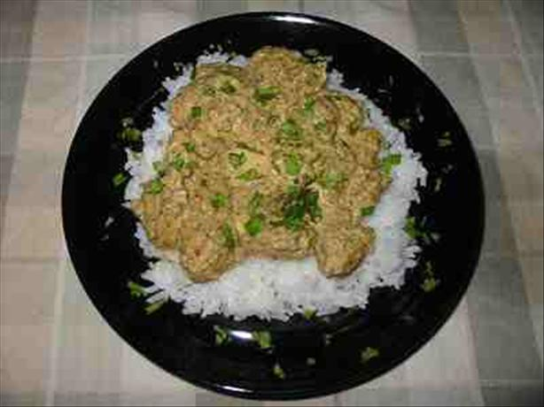 Basil, Cilantro and Macadamia Nut Chicken