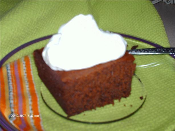 Gingerbread/Gingerbread Cake
