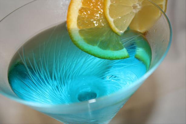 Nola Blue Glacier Martini