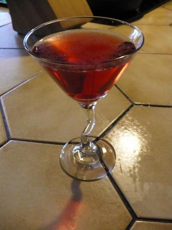 Cherry - Sake - Tini Martini