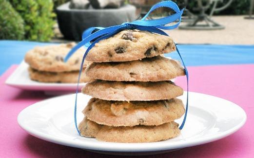 Worlds Healthiest Chocolate Chip Cookies (Vegan!)