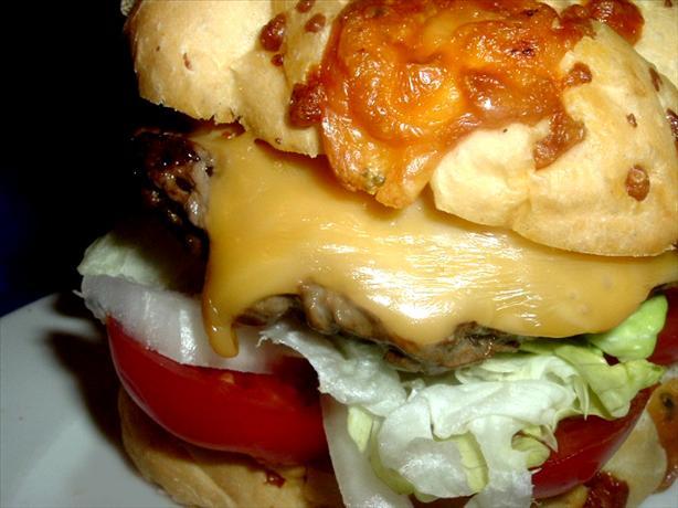 Hot 'n Spicy Cheeseburgers